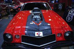 1974 Chevy Camaro