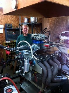 Larry shares some great porting tips that you can apply to your own engine building projects. His years of experience have made him a valuable resource for engine builders seeking to optimize power and torque in racing engines. Now he's willing to share it all with you in this exclusive Hot Rod Engine Tech interview featuring a host of new...