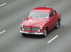 Volvo Amazon by kenjonbro (Celebrating 60 Years 1952-2012), via Flickr