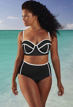 8e1ab21444abc Swim Sexy The Madame Dice Underwire Bikini Xl Mode