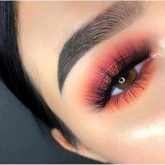 Gorgeous Makeup: Tips and Tricks With Eye Makeup and Eyeshadow – Makeup Design Ideas Pink Lipstick Makeup, Skin Makeup, Eyeshadow Makeup, Eyeshadows, Mac Lipsticks, Eyeliner, Makeup Eye Looks, Cute Makeup, Colorful Makeup