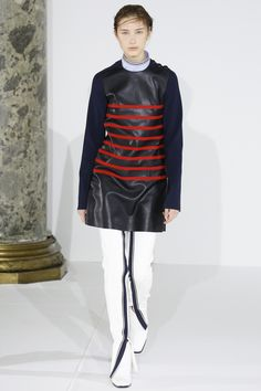 Cédric Charlier Fall 2016 Ready-to-Wear Fashion Show