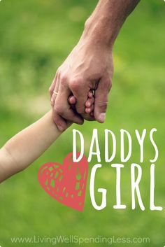 Is your daughter is a daddy's girl? It can sometimes be hard to watch your little girl prefer her dad, but that precious bond is actually far more important than we sometimes realize. A must read post for every mom of girls! Father Daughter Love Quotes, Love My Parents Quotes, Daddy Quotes, Love You Dad, Fathers Day Quotes, Dad Daughter, Fathers Love, Daughters, Father And Girl