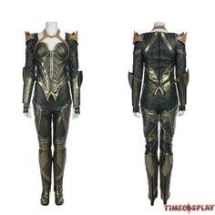 Barbie DC Justice League Mera Doll Outfit Battle Armor Gauntlets Bracelets NEW