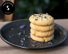 Sixes and Sevens Lavender Shortbread / Moore Wilson's Shortbread Recipes, Lavender Shortbread, Wine Direct, Green Curry, Latest Recipe, Recipe Collection, Deli