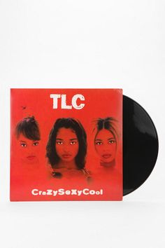 TLC - CrazySexyCool LP #urbanoutfitters #tlc