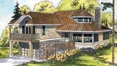 Winchester House Plan - 5968