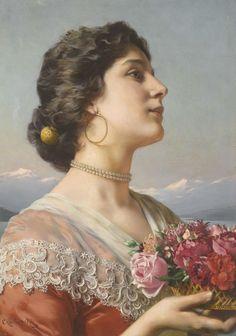The Bouquet (Władysław Czachórski - )