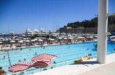 The Swimming Pool, Monte Carlo