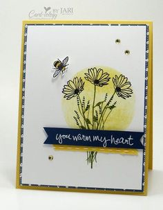 Stampin' Up! Daisy Delight for Happy Inkin' Thursday