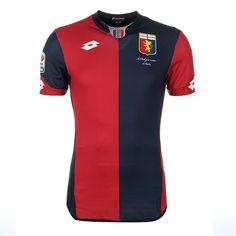 Genoa CFC (Italy) - 2015/2016 Lotto Home Shirt