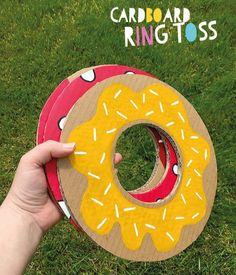 Donuts party ideas   Tarjetas Imprimibles