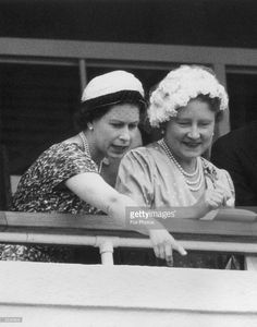 Queen Elizabeth, June 5, 1959 at Ascot
