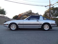 19841985 Mazda Rx7 GSLSE In the final 2 years of the original