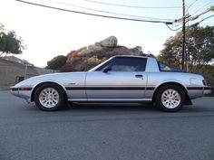 1984 Mazda Rx7 GSL-SE