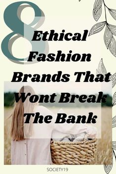 8 Ethical Fashion Brands That Won't Break The Bank Fast Fashion Brands, Ethical Fashion Brands, Knitted Stuffed Animals, French Shoes, Ethical Shopping, College Hacks, Vegan Shoes, Alternative Outfits, Selling Jewelry