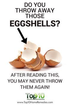 Do You Throw Away Those Eggshells? After Reading This, You May Never Throw Them Again!