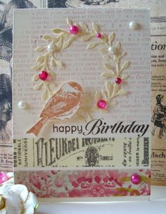 Jacqueline's Craft Nest: January 2013
