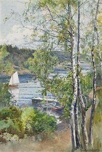 Seglats, Anna Gardell-Ericson