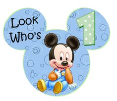 16 Best Mickey Mouse Birthday Party Images Baby Boy 1st Birthday
