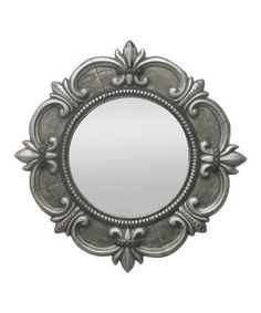Love this Metal War Mirror on #zulily! #zulilyfinds   $80. 36.25'' diameter.