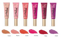 Make-Up Collections To Look Forward To // Too Faced Melted Liquified Lipsticks