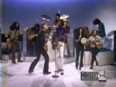 Here is Chuck Berry & John Lennon doing 'Johnny Be Good' on TV (with Yoko) from 1970. The early Beatles and John's skiffle group also used to cover Johnny B Good a lot.