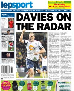 Today's back page 26-06-13
