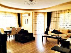 Mersinde satılık daire 3+1 210m2 3+1 salon6 yıllık site göçmen