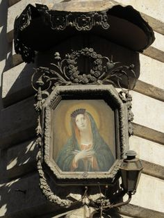 A lovely Madonnelle in Rome.