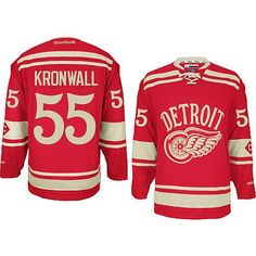e971bb2d823 Detroit Red Wings 2014 NHL Winter Classic Henrik Zetterberg Red Jersey  Branded New jerseys. All name number are sewn on. Fetch from the nhl  original factory ...