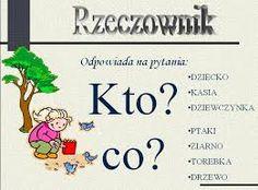 Znalezione obrazy dla zapytania rzeczownik Aa School, Teaching Activities, Montessori, Poland, Classroom, Organization, Education, Learning, Languages