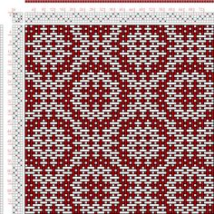 weaving draft. Weber Kunst und Bild Buch | Marx Ziegler | 4-shaft, 4-treadle