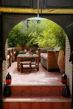 Riad Samsli, Riad Marrakech Morocco Maroc Marruecos Marokko