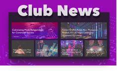 Night Club - WordPress Theme for Divi 3.0 on Behance