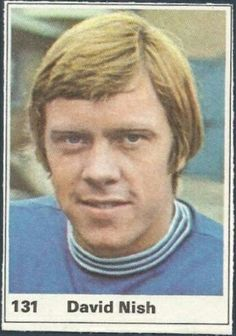 David Nish of Leicester City in Leicester, 1970s, David, Football, City, Soccer, American Football, Soccer Ball, Futbol