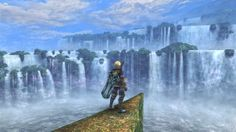 Xenoblade Chronicles - Makna Forest