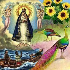 Virgen de la Caridad del Cobre - Patrona de Cuba
