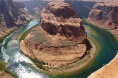 Horse Shoe at the Grand Canyon