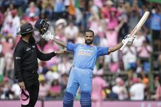 Cricket Fraternity Send Birthday Greetings to Shikhar Dhawan India Cricket Team, Shikhar Dhawan, Fraternity, Birthday Greetings, South Africa, Concert, Concerts, Birthday Wishes