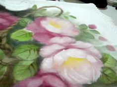 Rosas Porcelanizadas!!