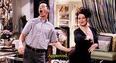 credit card gif Calculate your credit card interest and payment at all time without any charge Karen Will And Grace, I Love Lucy, My Love, Funny Old People, Grace Quotes, Credit Card Interest, Ab Fab, Lenny Kravitz, Life Choices