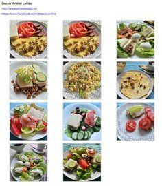 Retete ketogenice și meniu pentru dieta keto