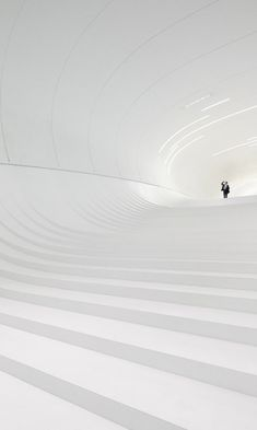 Nieuwste parel van Zaha Hadid Architects. Azerbeidzjan.
