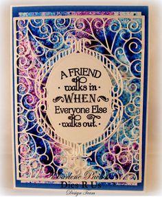 Dar's Crafty Creations: Friends