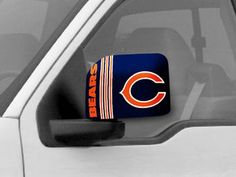 "NFL - Chicago Bears Large Mirror Cover 6""""x9"""""