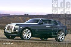 Rolls-Royce SUV (CG)