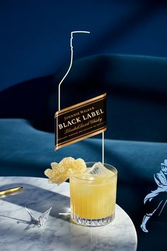 It's not Johnnie Walker watered down, it's honey rediscovering its sting. Swipe for recipe