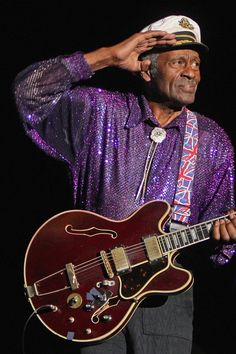 Music Legend Chuck Berry Has Died