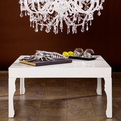 coffee table $160